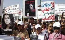 Les Marocaines contestent la législation en matière de viol