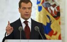 Damas/CICR: Moscou veut un accord