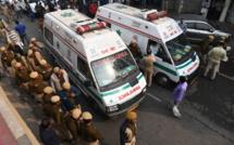 En Inde, l'incendie d'une usine fait au moins 43 morts à New Delhi