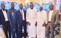 IBRAHIMA SALL, Président du MODEL reçoit le soutien de Macky 2012