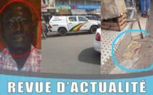 Policier suicidé au rond point Sandaga - Découvrez ce qui s'est passé ! (VIDEO)