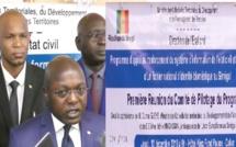 VIDEO  - Le Ministre Oumar Guèye au Programme d'appui au renforcement et système d'information de l'Etat civil