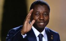 Présidentielle au Togo : Le président Faure Gnassingbé investi candidat
