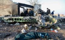 Un Boeing ukrainien s'écrase en Iran et fait près de 170 morts