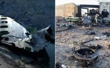 Le crash d'un Boeing ukrainien après son décollage à Téhéran fait 176 morts