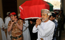 Le sultan Qabous ben Saïd d'Oman est mort, après un demi-siècle de règne