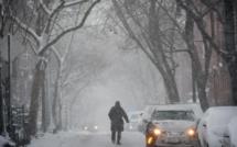 États-Unis: Une tempête hivernale fait dix morts, un millier de vols annulés