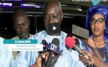 VIDEO - Lutte contre le terrorisme: Le plaidoyer d'Adama Dieng, Conseiller spécial de l'ONU en compagnie de Zahra Iyane THIAM