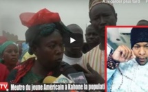Kaolack - Meurtre du jeune Américain:  La population de Kahone manifeste son désarroi...(VIDEO)