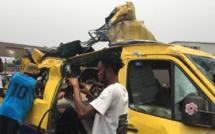 RDC : Au moins 14 morts à Kinshasa dans un accident de la route