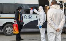 VIDEO - Coronavirus: Wuhan, ville fantôme