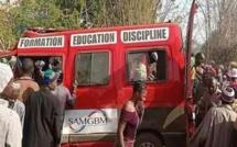 Drame: Huit membres de l'Étoile de Guinée tués dans l'accident de leur minibus