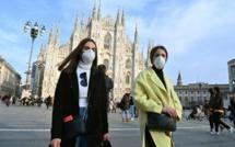 Le bilan des décès s'élève à 1 266 en Italie