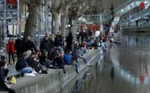France : 4 095 amendes pour non-respect des règles du confinement