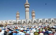 "VIDEO - Prière du Vendredi à la Grande mosquée de Touba, Serigne Abdoul Ahad Mbacké explique: ""Djiouli adiouma dina am..."""