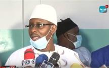 VIDEO / Louga - Lutte contre le c0r0n@virus: Le maire Moustapha Diop au chevet du district sanitaire