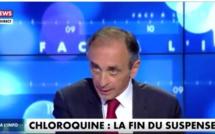 """VIDEO / Coronavirus-Chloroquine: analyse de Eric Zemmour sur l'étude du """"Lancet"""""""
