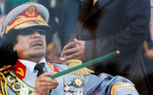 Diplomatie: Des propos d'outre-tombe de Mouammar Kadhafi ciblent l'Arabie saoudite