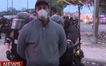 Emeutes à Minneapolis : un journaliste de CNN arrêté et menotté par la police en plein direct