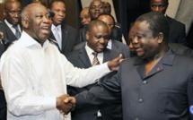 Présidentielle en Côte d'Ivoire : Laurent Gbagbo et Henri Konan Bédié unissent leurs forces