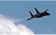 Crash : Un avion de chasse américain s'écrase en mer du Nord