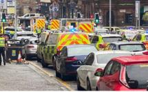 Attaque à Glasgow: six blessés, le suspect tué