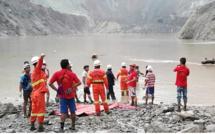 Birmanie: Au moins 113 morts dans un glissement de terrain dans des mines de jade