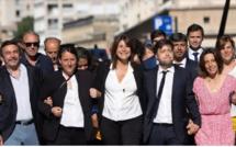 France: Michèle Rubirola, première femme élue maire de Marseille, fait basculer la ville à gauche
