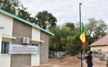 Kolda- Inauguration des nouveaux locaux du Service régional d'Appui au Développement local par le Ministre Oumar Guèye