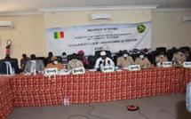 Campagne nationale de vulgarisation du Plan d'Aménagement et de Développement territorial: Sédhiou tient son CRD.