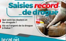 Surproduction de cocaïne en Amérique du Sud, l'Afrique de l'Ouest devient la plaque tournante du trafic