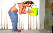 1000 photos en 9 mois : il immortalise sa femme pendant sa grossesse ! Le résultat est fantastique...