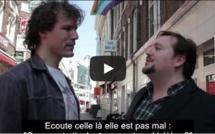 Et si les gays parlaient aux hétéros de la même manière que certains hétéros parlent aux gays ? Cette vidéo dénonce avec humour les préjugés les plus courants à l'encontre des homosexuels...