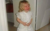 34 photos de gosses qui pleurent pour des raisons complètement absurdes ! Vraiment trop drôle...