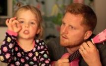 20 choses que tous les papas devraient faire avec leur petite fille... Trop beau !