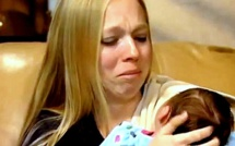 Elle décide de provoquer son accouchement ! Lorsque vous verrez pourquoi, vous aurez les larmes aux yeux...