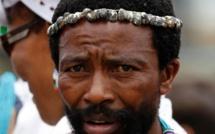 Afrique du Sud : Prison ferme pour le roi de la tribu de Mandela