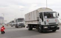 L'opération d'aide humanitaire à Madaya a débuté