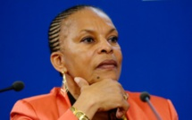 France : la ministre de la justice, Christiane Taubira, jette l'éponge