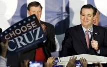 """Etats-Unis - Surprise: Ted Cruz remporte le premier """"round"""""""