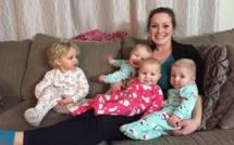 Des millions de gens sont fascinés par la vidéo d'une mère préparant ses 4 enfants