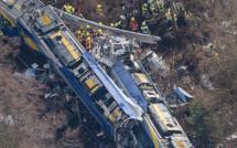 9 morts et 150 blessés dans la collision de deux trains en Allemagne