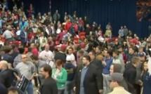 Vidéo - Chaos à Chicago : Un meeting de Donald Trump annulé en dernière minute
