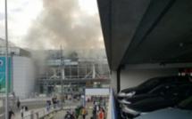 Explosions à l'aéroport de Bruxelles: au moins 13 morts et 35 blessés