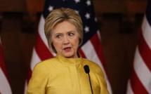 """Hillary Clinton : """"Les banques européennes doivent cesser de financer le terrorisme"""""""