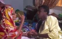 Vidéo : Waly Seck chez sa grand mère pour solliciter des prières…
