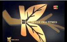 Revue de presse Kenkelibaa RTS1 du Jeudi 26 mai 2016