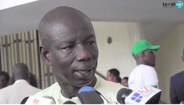 Vidéo-Abdoulaye Wilane, porte-parole du Parti socialiste, tire à boulets rouges sur Bamba Dièye & Cie: