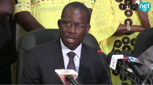 """Alioune Badara Diop : """"le budget de l'ONAS est passé de 15, 9 milliards en 2012 à 26,8 milliards en 2017, soit un taux d'augmentation de 70%"""""""