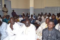 Visite chez Serigne Issakha Mback ® ibn Serigne Bassirou Mback ®  á Ndorong Touba Kaolack (2)